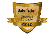 safe 4 site approved contrator